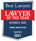 Best Lawyers: 2021 Lawyer of the Year Richard R Gans